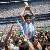 Voetballegende Maradona (60) overleden