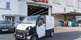 Gents taxibedrijf boort nieuwe inkomsten aan als pakjesleverancier