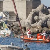 Vaartuig met vluchtelingen kapseist bij Lanzarote: al acht doden