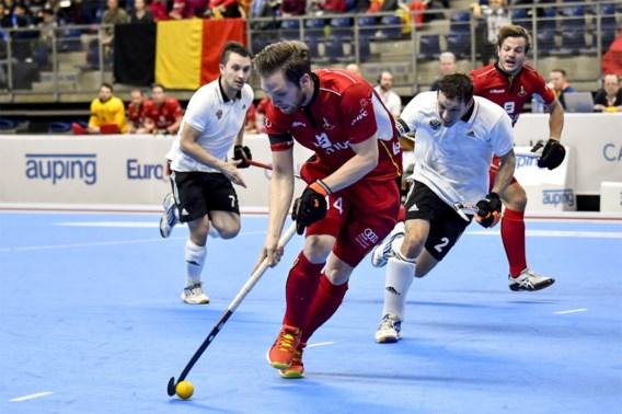 EK indoorhockey in januari in Hamburg, drie weken voor WK in Luik