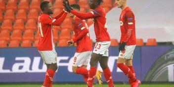 Standard wint in blessuretijd tegen Lech Poznan en is Europees nog niet uitgeschakeld
