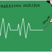 Cartoon van de dag - november 2020