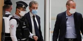 Proces tegen 'Paul Bismuth', alias Sarkozy, van start