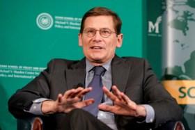 Obama-veteraan Tom Donilon in de running voor nieuwe CIA-directeur