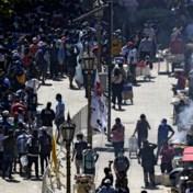 Ellenlange wachtrijen aan Casa Rosada voor laatste groet aan Maradona