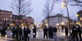 Tientallen arrestaties bij protest voor Adil, één wagen in brand gestoken