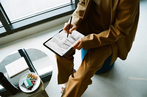 De tablet die - eindelijk - een laptop helemaal kan vervangen