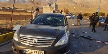 Hooggeplaatste Iraanse atoomfysicus gedood bij aanslag