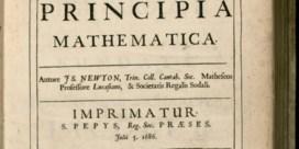 Newton werd in heel Europa gelezen