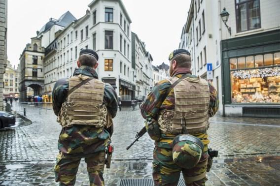 Militairen verdwijnen tegen september 2021 uit het straatbeeld
