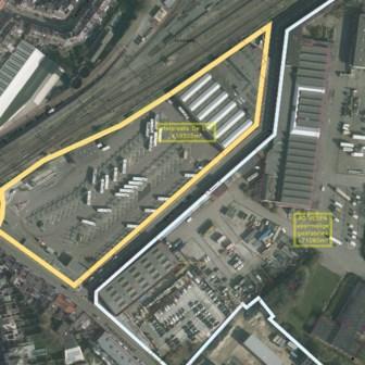 Stad koopt stelplaats De Lijn op Zurenborg om nieuwe wijk te bouwen