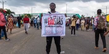Jongeren staan verenigd tegen 'terreurpolitie'