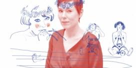 'Getipt door de vrouw die ooit Milan Kundera had laten zitten'