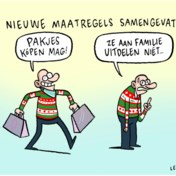 Cartoon van de dag - november 2020