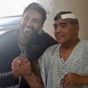 """""""Huiszoeking bij persoonlijk arts van Maradona, ruzie tussen beiden wordt onderzocht"""""""