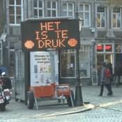 Code rood in Maastricht, 'mede door shoppende Belgen'