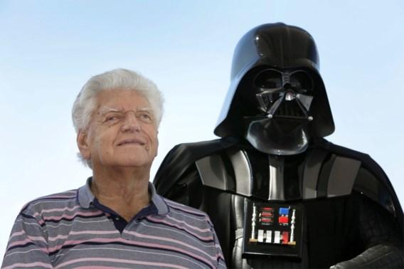 Acteur die 'Darth Vader' gestalte gaf is overleden