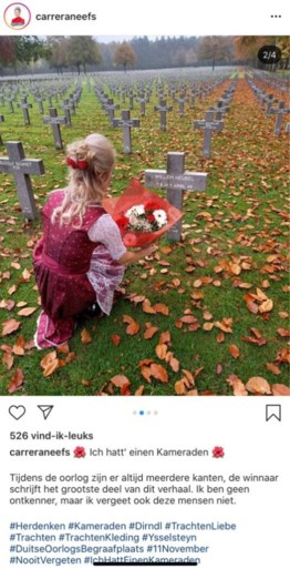 Vlaams Belang start interne procedure tegen politica die bloemen legde op graf van SS'er