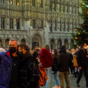 Drukte op Brusselse Grote Markt en elders in het land: 'Sommige mensen zullen het nooit begrijpen'