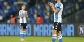 Napoli speelt met 'Argentijns' truitje tegen AS Roma om Maradona te eren