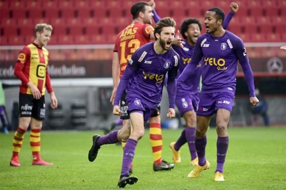 Beerschot is nieuwe koploper in de Jupiler Pro League na alweer spectaculaire zege tegen KV Mechelen