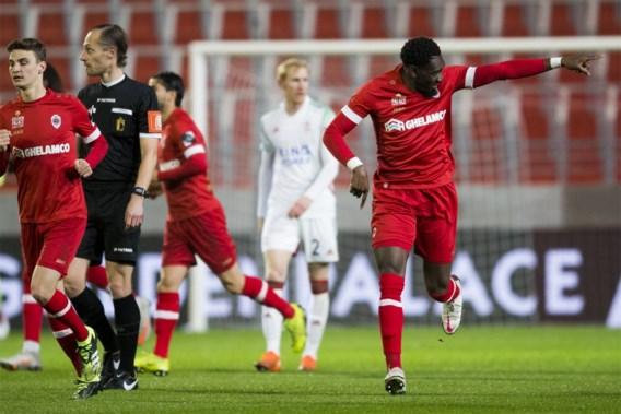 Antwerp wint verdiend spektakelrijk duel tegen OHL