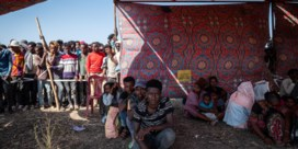 Veilige haven van verdriet na horror in Tigray