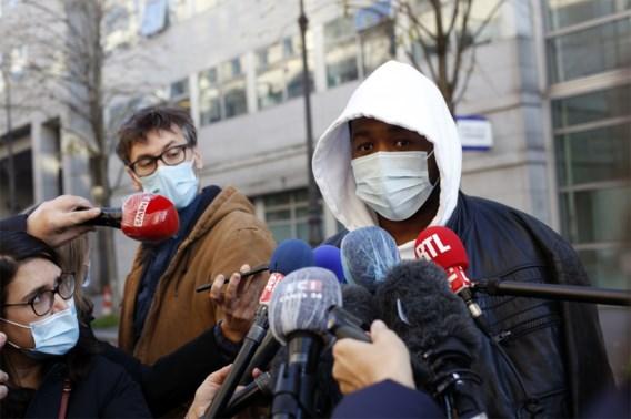 Franse president Macron 'erg geschrokken' door politiegeweld tegen zwarte man