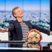 Meer dan twee miljoen kijkers voor afscheid Martine Tanghe