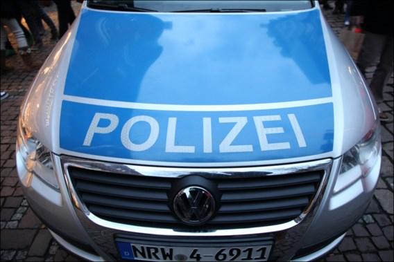 Duitse politie schiet gewapende man dood
