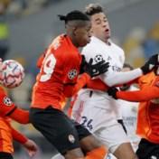 Real Madrid in slechte papieren in Champions League na verlies tegen Shakhtar Donetsk