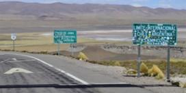 Aardbeving met kracht van 6,3 treft Chileense grens met Argentinië