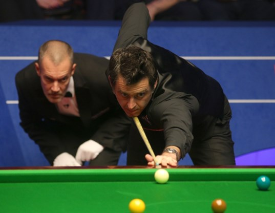 Belg mag finale 'mini WK snooker' in goede banen leiden: Olivier Marteel is ref voor apotheose UK Championship