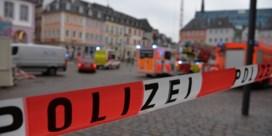 Auto rijdt in op voetgangers in Trier: zeker twee doden, verdachte opgepakt