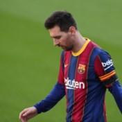 Lionel Messi krijgt ook in de Champions League rust bij FC Barcelona