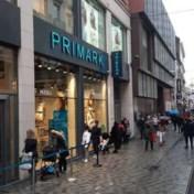 Coronablog | Wachtrijen voor Brusselse Primark, Zara en C&A