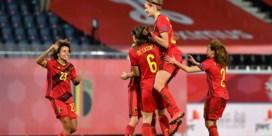 Red Flames naar EK na winst tegen Zwitserland