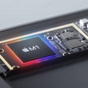 Apple zet computerwereld op z'n kop met nieuwe chip