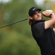 Thomas Pieters (20ste) is beste Belg op openingsdag Dubai Championship Golf