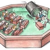 Onderwijs duwt jonge leerkrachten naar de uitgang