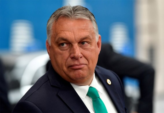 Orban reageert na seksschandaal: 'Onaanvaardbaar en onverdedigbaar'