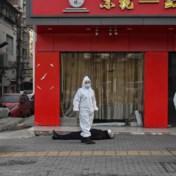 China kreeg data over corona-uitbraak niet op orde