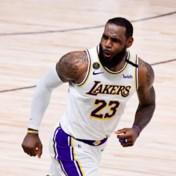 LeBron James tot 2023 bij Los Angeles Lakers met contract van 70 miljoen
