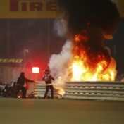 Extra maatregelen op circuit van Bahrein na horrorcrash van Romain Grosjean