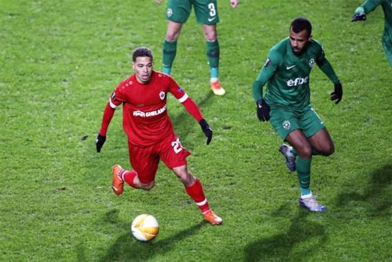 Antwerp klopt Ludogorets en plaatst zich voor de 1/16de finales van de Europa League