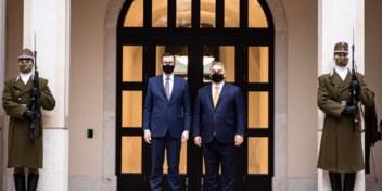 Commissie werkt aan herstelfonds zonder Hongarije en Polen