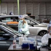 Zwaartepunt epidemie verschuift opnieuw naar Vlaanderen