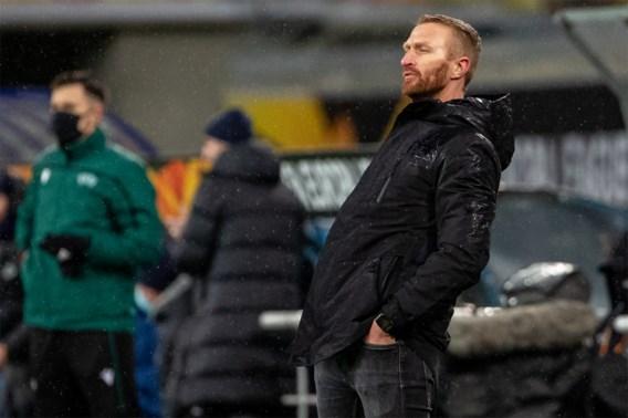 AA Gent ontslaat coach De Decker