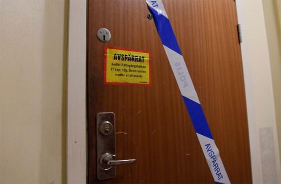 Zweedse politie pakt moeder op die haar zoon meer dan 30 jaar opsloot in appartement