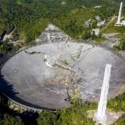Telescoop die buitenaards leven moest vinden, is ingestort